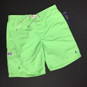 Polo Ralph Lauren Swim Trunk Shorts Men Medium